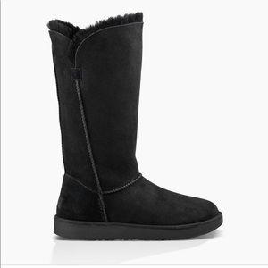 aa6d24605c5 ⚡️SALE Ugg Classic Cuff Tall Boot in Black NWT